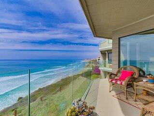 Solana Beach Condo with Phenomenal Views