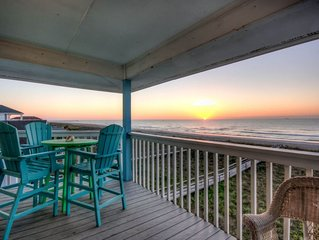 Mimi's Place - Top floor condo with a SPECTACULAR view of the beach!
