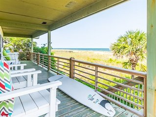 NEW LISTING: Sol Shine - Ocean front home, nicely remodeled