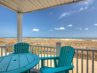 First Floor, Completely Remodeled, Oceanfront Condo