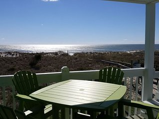 Beachfront Bliss - Carolina Beach 2 Bedroom 2 Bath Oceanfront Condo