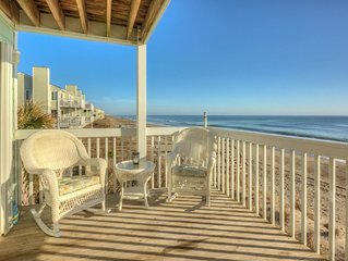 Oceanfront Condo with Indoor and Outdoor Pools!
