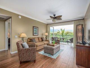 Maui Westside Presents:  Honua kai Konea 312 - 2 bedroom/1 bath Luxury Resort Vi