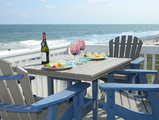 Ocean Dunes 1306 - Ocean front, 3 bed/2 bath, top floor, spectacular beach view!