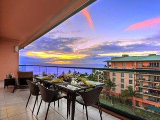 Maui Westside Properties Amazing Sunset View Year Round - Honua Kai Konea 705