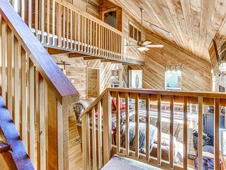Remodeled home - nestled among the evergreens & close to the slopes