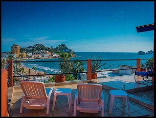 Mazatlan Olas Altas Home w/ Ocean Views #64