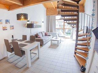 Ferienwohnung Deichgluck,  Vermietungsservice Dangast - Wohnung Deichgluck