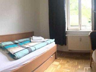 Einzelzimmer 2 - Pension Galgenbergblick