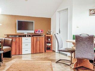 1 Zimmer Unterkunft in Grafenwiesen