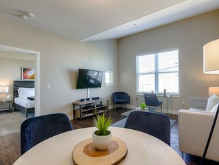 Brand New Epic Urban Flat in Foster City + Wifi