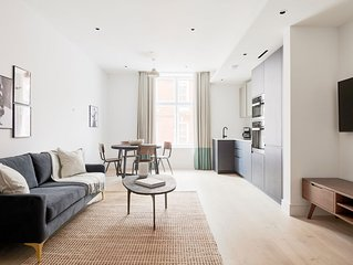 Sonder | The Arts Council | Spacious 1BR