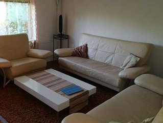 3  Zimmer Apartment | ID 6413 | WiFi - Apartment