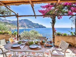 Star Fish House - Your House In Amalfi Coast