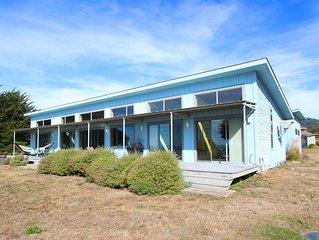 Sand Waves: 3  BR, 3  BA House in Fort Bragg, Sleeps 6