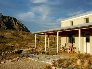 Big Bend Getaway: Enjoy comfort, style, and privacy in this Terlingua Ranch vaca