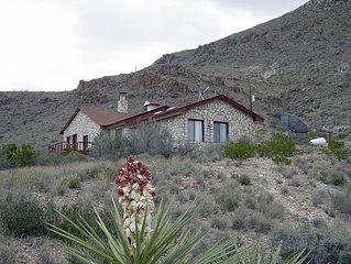 Turtle Mountain Ranch ONE: Relax in style and comfort in this spacious Terlingua