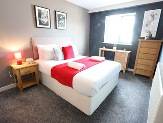 Liverpool City 2 beds Iconic Beauty Stay for 6 people