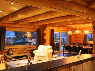 Magnifique Lodge de Montagne