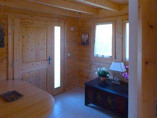Ferienwohnung de l'Au in Val-d'Illiez - 14 Personen, 5 Schlafzimmer