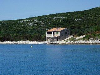 Secluded fisherman's cottage Cove Soline bay - Soline (Pašman) (K-499)