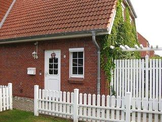 Ferienhaus für 4 Gäste mit 60m² in St. Peter-Ording - OT Böhl (73291)