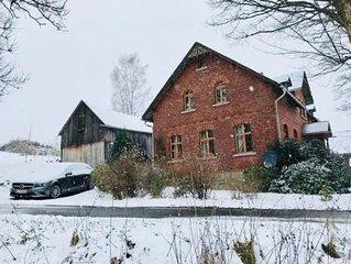 Ferienhaus Bad Brambach für 1 - 6 Personen mit 3 Schlafzimmern - Ferienhaus