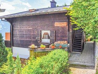 1 Zimmer Unterkunft in Beatenberg