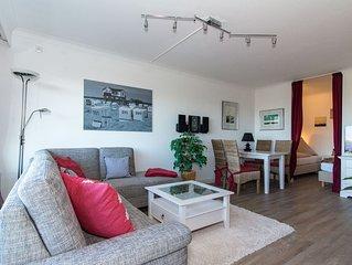 Ferienwohnung/App. für 3 Gäste mit 47m² in St. Peter-Ording - OT Bad (96014)