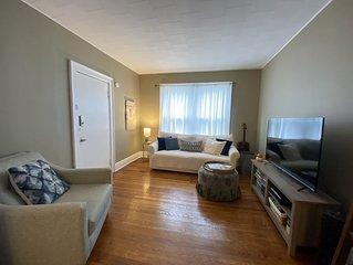 Elmwood Village Downstairs Suite