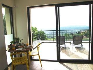 'Prana', belle suite tout confort chez l'habitant,  avec piscine et jardin