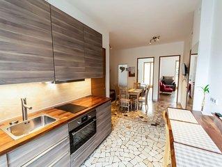 Appartamento per 7 persone
