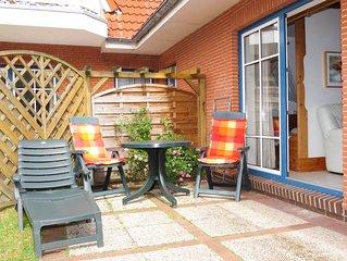 Ferienwohnung/App. für 3 Gäste mit 35m² in St. Peter-Ording - OT Bad (73250)