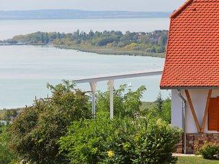 Ferienhaus Fantastic view 01 in Badacsonytomaj - 6 Personen, 3 Schlafzimmer
