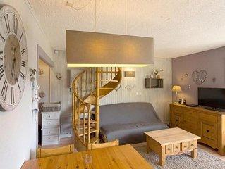 Appartement Pra-Loup, 3 pièces, 7 personnes
