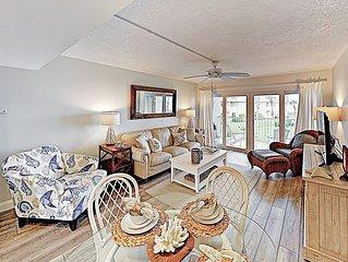 7900B205: 2  BR, 2  BA Condominium in Saint Augustine, Sleeps 6