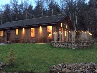 Luxury Lodge Nestled In The Idyllic And Unspoilt Sanctuary Of The Duke's Pond