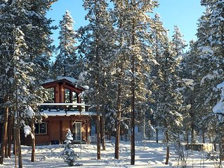 Family-Friendly Mountain getaway on 2 acres, near Winter Park, Fraser + Granby