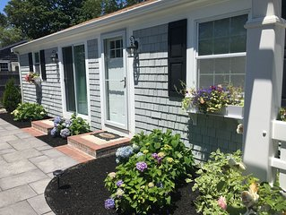 Beautiful Nantucket Cape Style Home ,West Yarmouth, Gorgeous Gardens!!!