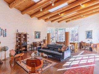 Deluxe Santa Fe Home