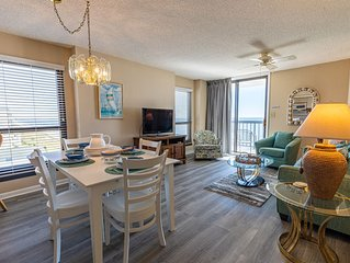 WaterPointe II-- Fresh Upgrades New Flooring, New Decor, OceanFront Fantastic