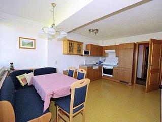 Apartment/2 Schlafräume/Preberblick - Pension Haus Helga