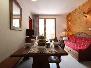 Appartement Pelvoux, 2 pièces, 6 personnes