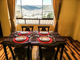 Apartment in Historic Center, Best city view