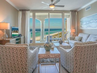 P3-1603 Elite Rated Two Bedroom Gulf Front * Portofino