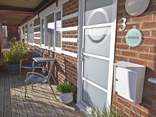 Ferienhaus The Promenade in Pevensey Bay - 6 Personen, 3 Schlafzimmer