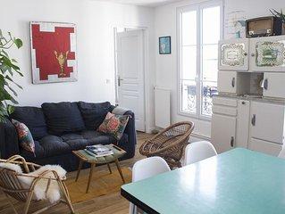HostnFly apartments - Sublime appartement au coeur de Belleville