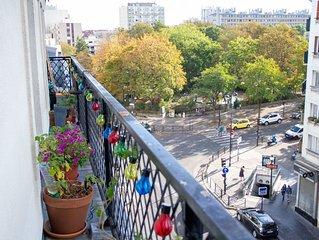 HostnFly apartments - Joli appartement près du Parc des Buttes-Chaumont