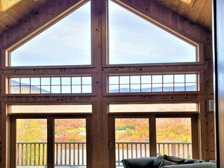 Luxury Home On Loon Mtn Home,  Spectacular Mountain Views, Pool/Spa access incl