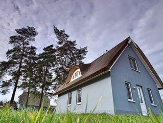 Das Haus unter den drei Baumen - Urlaub auf der Sonneninsel Usedom
